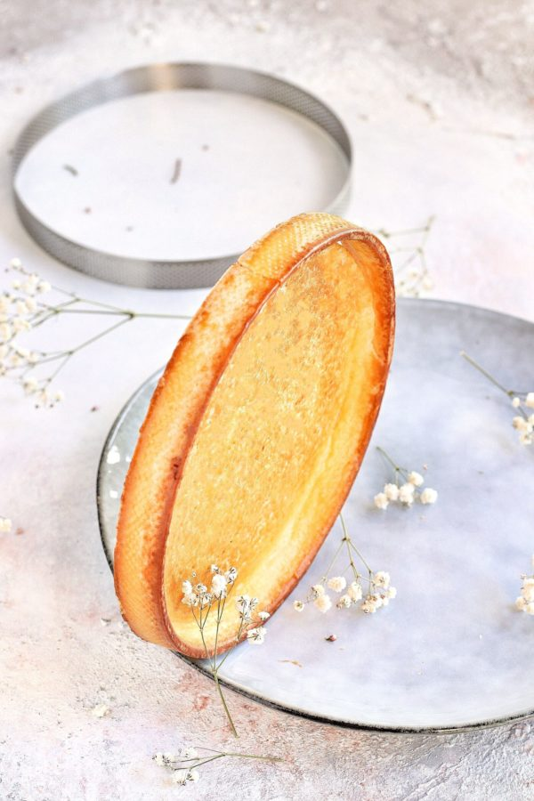 fondo di pasta frolla per crostate